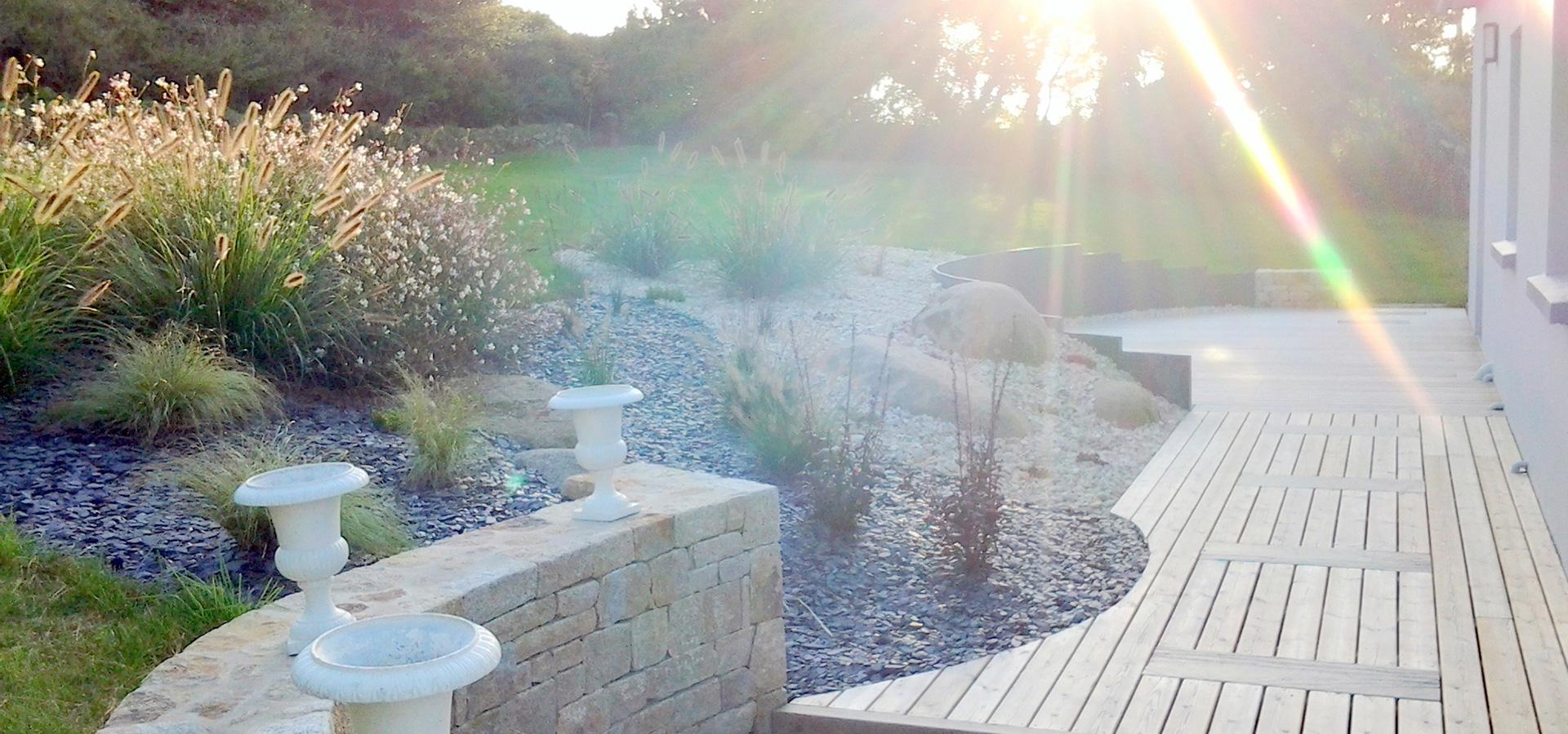 Green paysage creation et entretien de jardin plougoulm for Entretien jardin finistere